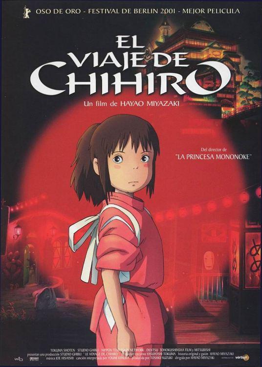 siete peliculas El-viaje-de-chihiro1