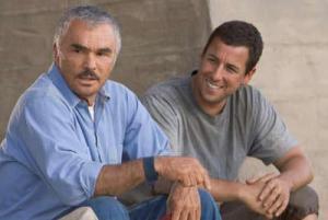 Al menos tuvieron la decencia de darle un papel al viejo Burt...
